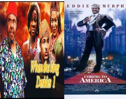 88. When The King Decides A remake of the classic movie Coming To America. It starred