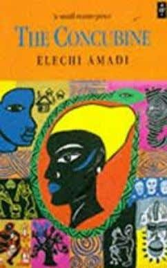 90. The Concubine Elechi Amadi 's debut novel in 1966 published as part of the Heinemann