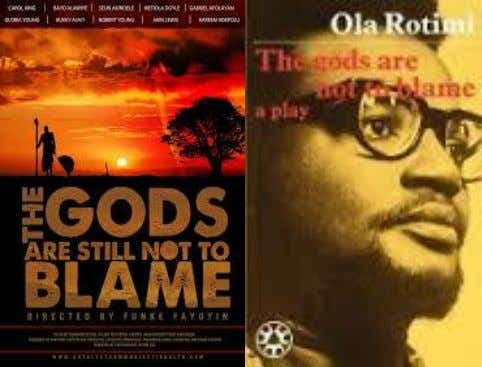 series (9 episodes) 99. The gods Are Still Not To Blame Shot in Nigeria/C ote d'ivore