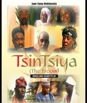 in Yoruba with English subtitles. 10. Tsintsiya (The Broom) An adaptation of the 1950s classic musical