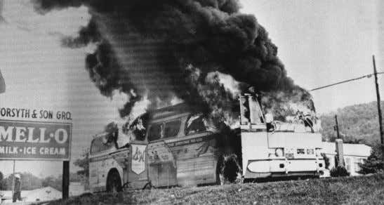 What techniques did civil rights activists use to challenge segregation? 1. Boycott: ________________________________________________________ a. Montgomery Bus