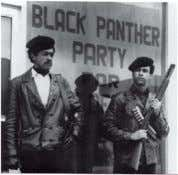 Nation of Islam Black Panthers   Founded in 1930  Founded in 1966 in Oakland,