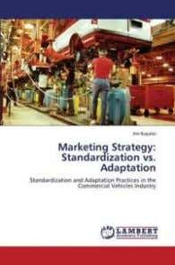 of patients and change starts to kill? Read More: Books Marketing Strategy: Standardization and Adaptation Practices