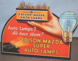 March 23, 2012 Edison Mazda display lights auction at $3,410 Written by Auction House PR Rare
