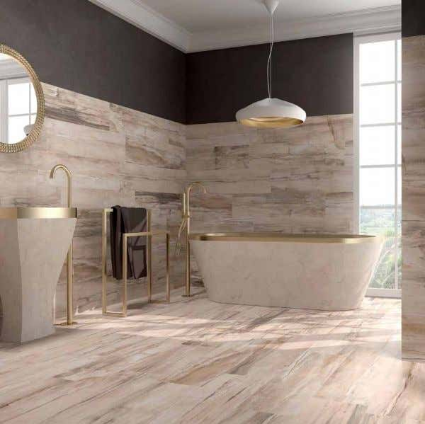 FOSSIL 100x24,8 COLOuRED PORCELAIN TILE F100d 100x50 G5o21010 Fossil whiTe F100d 100x50 G5o21020