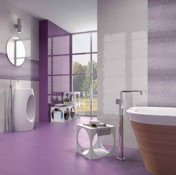 BOuTIQuE 25x70 wall Tiles WHITE BODY GLOSS BRILLO v2 LOW SHADE vARIATION PRODuCTO DESTONIFICADO DO