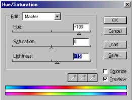 "Ú˝""˝˝‰, Image>Adjust>Hue/Saturation 7.'‡ÈÎ˚"" ı‡‰""‡Î‡‡‰ ı‡‡Ì‡."