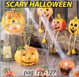 SCARY HALLOWEEN pag. 122-127