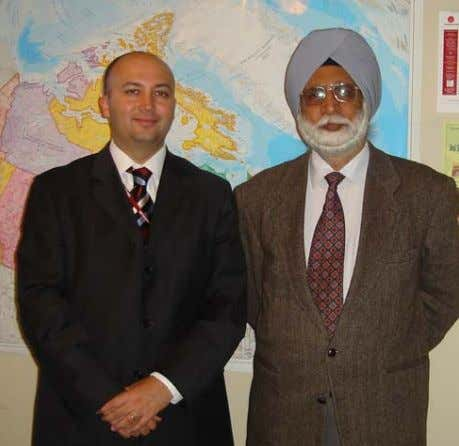 page 10 UNDERSTANDING SIKHISM – The Research Journal Fig. 1. (Left) Mr. Tugrul Biltekin, First Secretary
