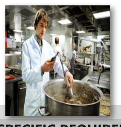 • All food businesses shall designate a Food Safety Compliance Officer (FSCO) who has passed