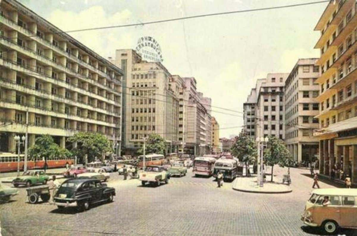 Avenida Guararapes 1960