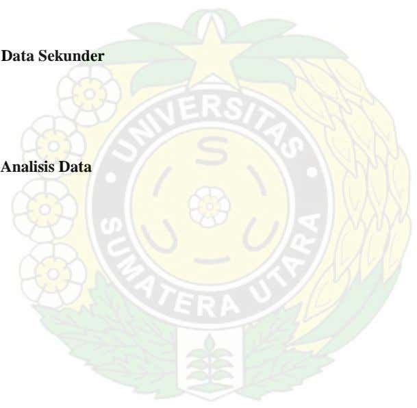 Data Sekunder Analisis Data