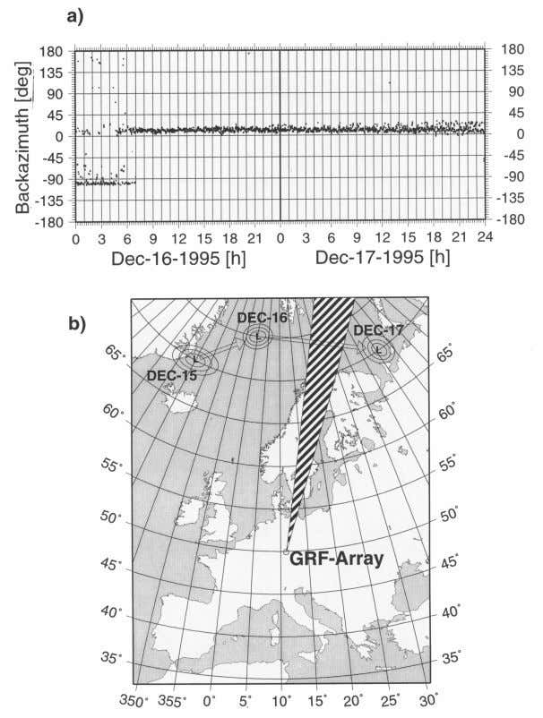 4.3 Causes and characteristics of ambient seismic noise Fig. 4.21 An example of good coherence of