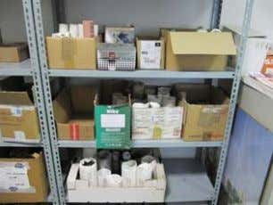 TO GARANTEE A QUICK SERVICE… MISA SERVIC E Availability of many spare parts in our warehouse