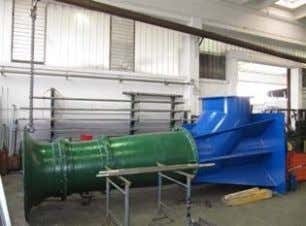 system COMPLETE RESTORE FOR SMALL AND LARGE LIFTING PLANTS Maintenance of plants and related existing pumps.
