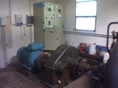 EXPERIENCE AND FLEXIBILITY MISA SERVIC E Various repairing and addition of ne w electric motor on