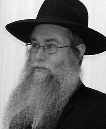 is a vessel for blessing. I want to point out that when the Rabbi Moshe Weiner