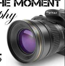 THE MOMENT Photography BY TEMPLE BOGGS, JR SPECIALIZING IN: FUNDRAISING FREELANCE PHOTOGRAPHY SPECIAL EVENTS 585.313.1725