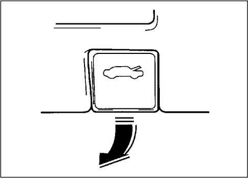 70F-74E OTHER CONTROLS AND EQUIPMENT BONNET 72F-06-004 To open the bonnet: 1) Pull the bonnet release
