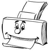 make sure odd and even pages can be printed easily. Choose a printer that can print