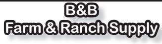 B&B Farm & Ranch Supply