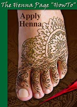 Informatio n on Mixing, Application, and Gilding Henna Learn to mix henna for safe, dark, beautiful