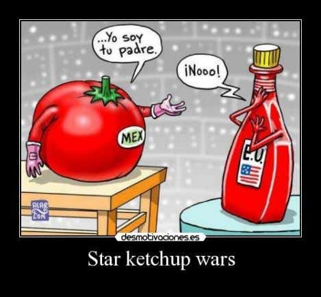 Ketchup Wars • Competition against many generic brands. Most • prominently against Hunt's. However, primary competition