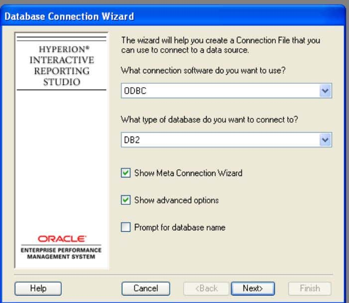 "Connection Wizard 2. Show advanced options Select  Next State Controller""s Division Statewide Accounting and"