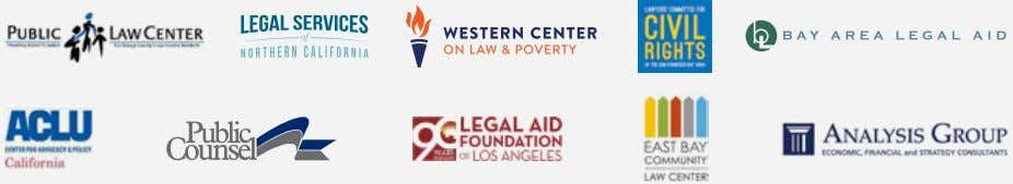 Angeles County Staff Attorney, Kevin Reyes Neighborhood Legal Services of Los Angeles County Staff Attorney, Lena