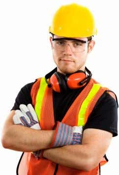 Personal Role in Safety  Keep work areas & equipment in a safe condition  Work