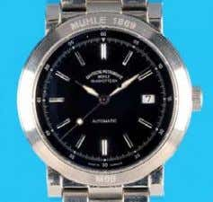 Jewels, um 2000, intakt (9173), D = 40 mm 700,- 224 Eterna Matic Kontiki 100m, Bi-Color
