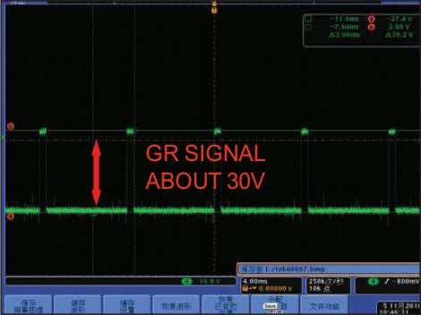 GR SIGNAL ABOUT 30V