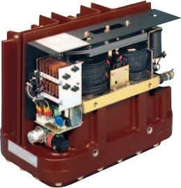 impossible to access any energised part when in operation. Rollarc contactor Rollarc 400 and 400D contactor