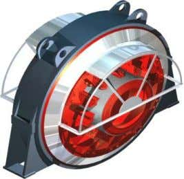 Electric Motors Electric Motors are the most common prime movers used for modern hoisting applications. 7
