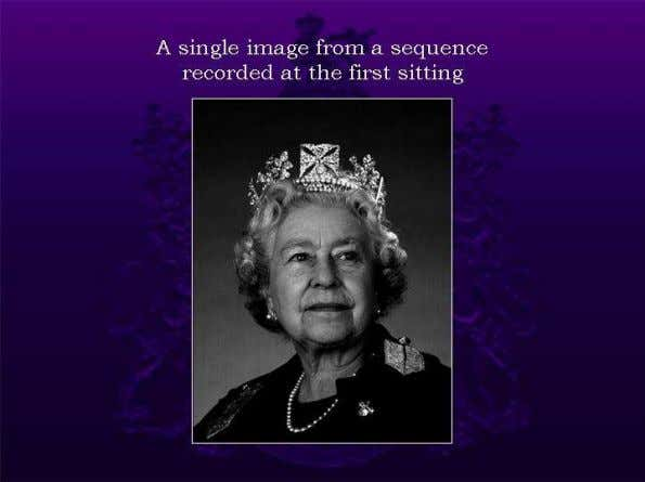 In February 2004 Munday created the first hologram of the Queen using his in house