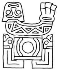 I CONOGRAPHY 20 FIGURE 9. PAQARINAS IN TIWANAKU IMAGERY A C E B D F A: