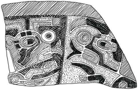 CONOGRAPHY 41 FIGURE 23. PUCARA AND TIWANAKU FELINE IMAGERY A BC D E A: P UCARA