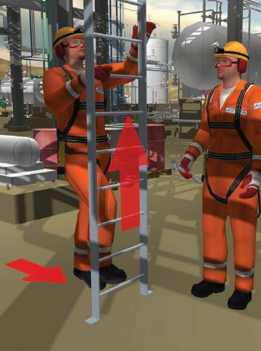 from gantries, and heavy objects can block access points. The AVP virtual plant has a much