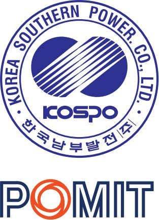of one of Korea's most advanced thermal power plants Korea's energy demands, post-industrialisation, have