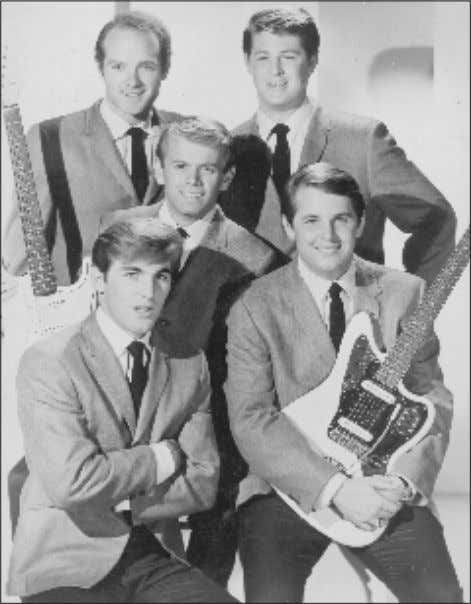 with little if any reference to school or earning money. The Beach Boys © MichaelOchsArchives.com BRITISH