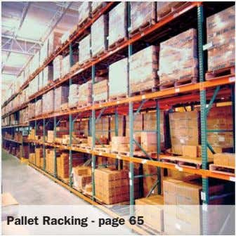 Pallet Racking - page 65