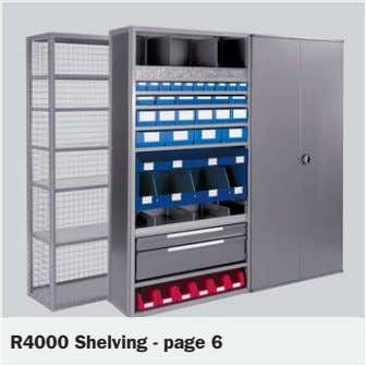 R4000 Shelving - page 6