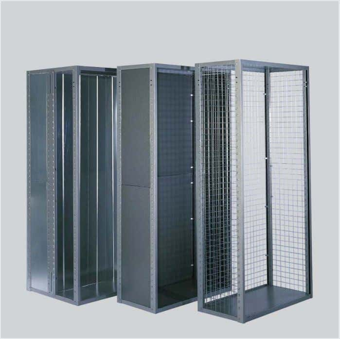 R4000 Shelving R4000 Side and Back Panels Schaefer R4000 Shelving incorporates a wide range of options