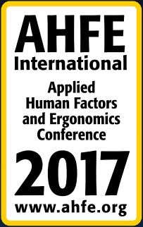 2017 AHFE International 8 International Conference on Applied Human Factors and Ergonomics jointly with 1st International