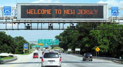 New Rule for New Jersey Drivers (Jan 2013) Newark - If you drive in New