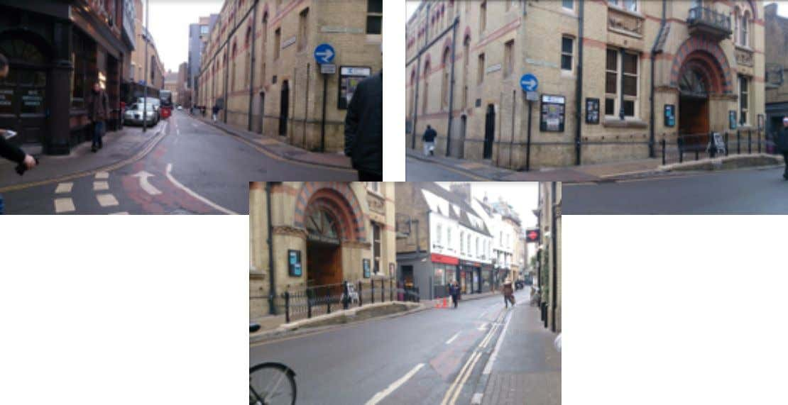 N/A Guildhall St, The Corn Exchange. Dressing Required: N/ Parkers piece Dressing Required: N/A ADD PICTURES