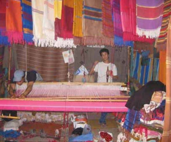key points in formulating a sound African policy on GMOs. Cotton weaving in Essaouira, Morocco. Cotton
