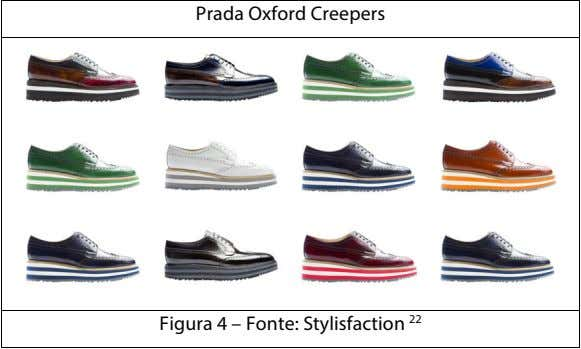 Prada Oxford Creepers Figura 4 – Fonte: Stylisfaction 22