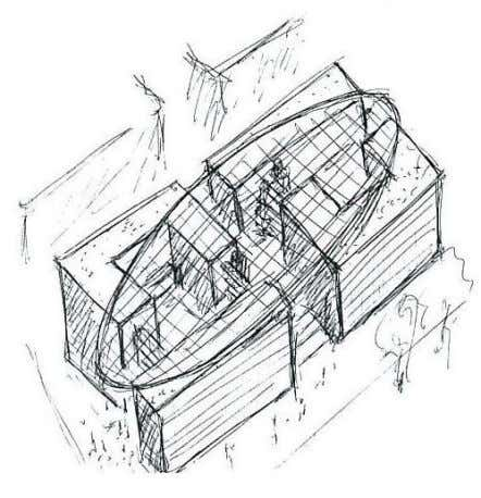 Metropolitan Architecture (Hindrichs & Heusler, 2010) Figure 13 – Sketch of the Spherion-Office building