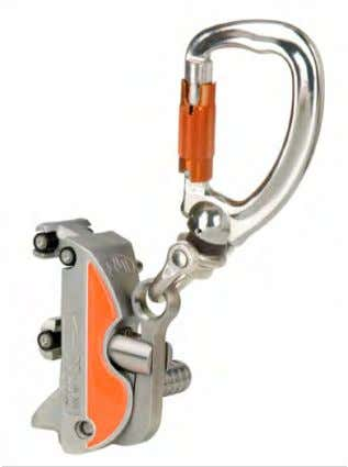 when the locking mechanism is released    Test safety function; turn unit upside down to